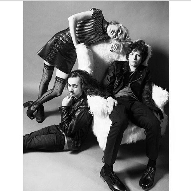 Fur chair @russiandennis pic @jasonrodgersphoto