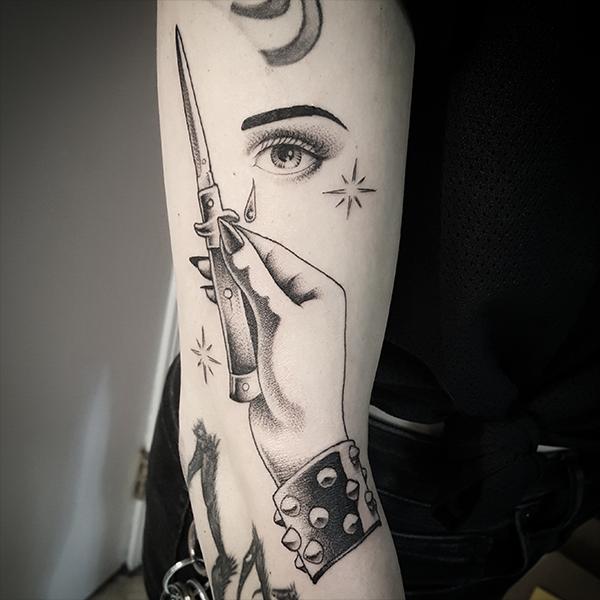swithcblade-arm