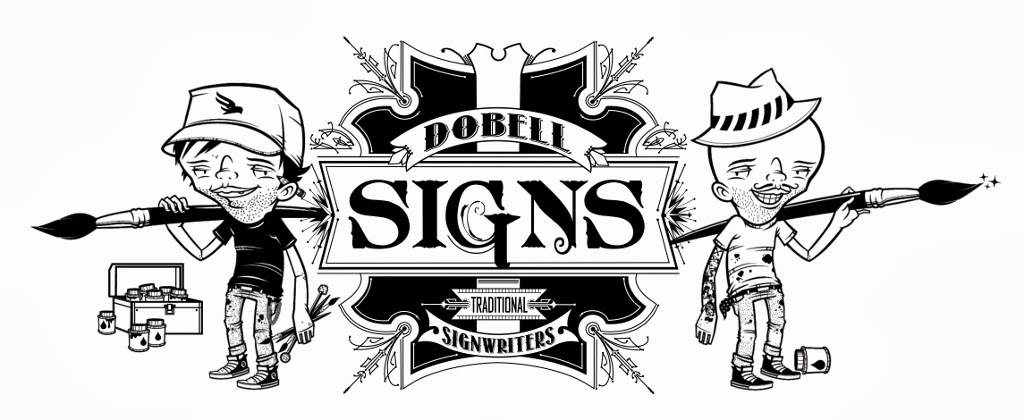 Sign by Dobell Signs