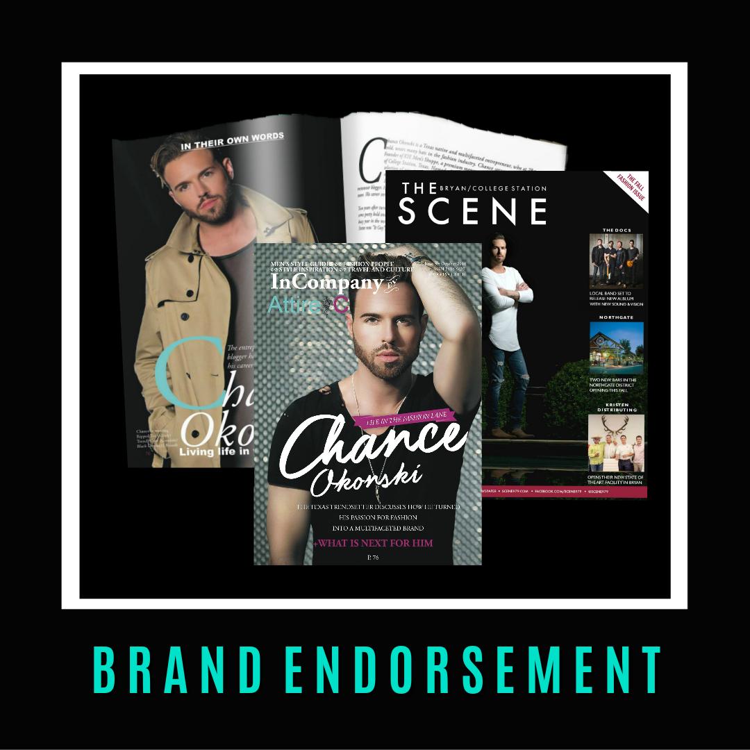 Brand Endorsement