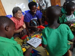 Education  Ensured an effective Early Years education service from the Gasundwe nursery school using Rwandan curriculum to deliver teacher training