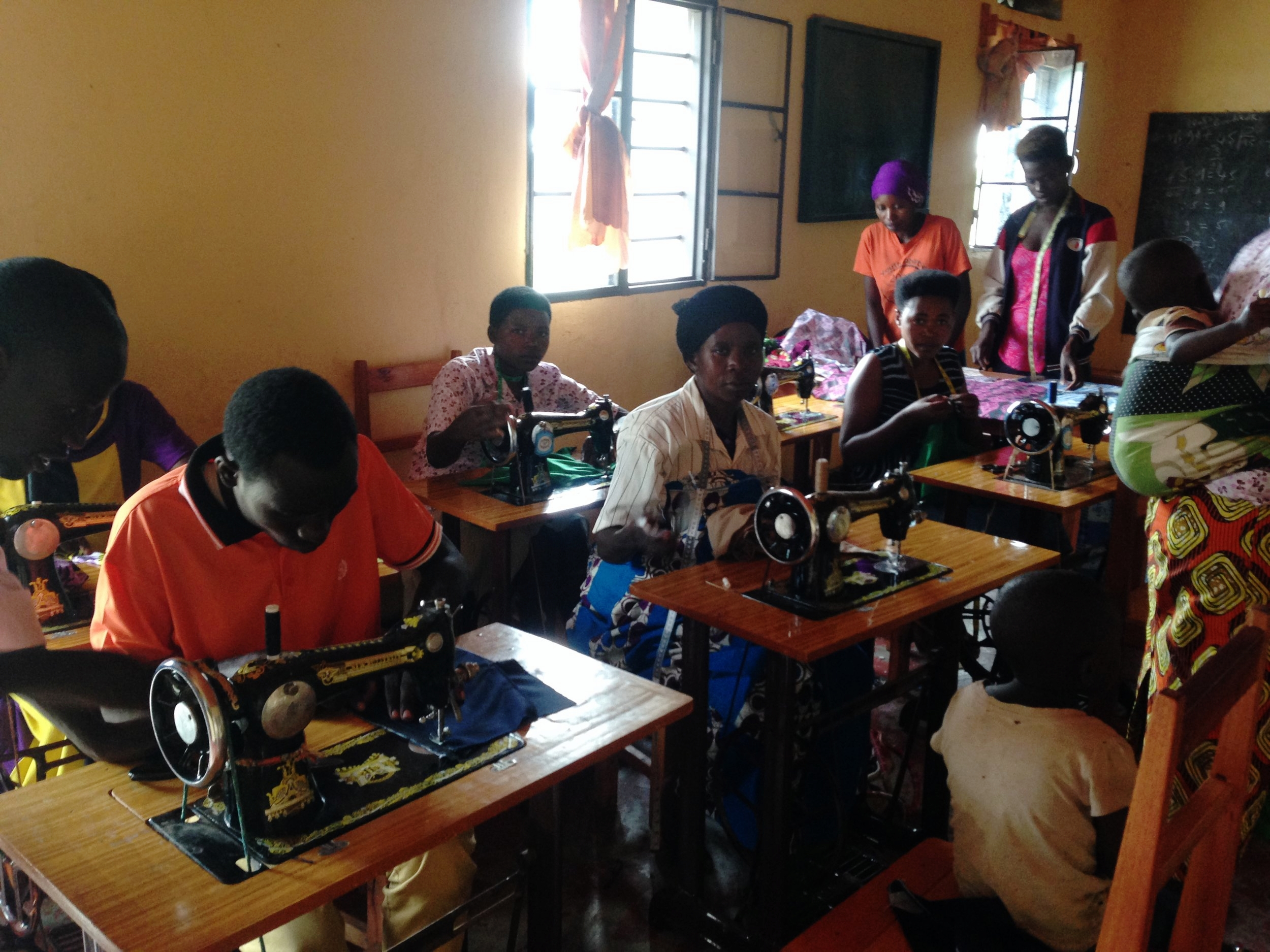 Income Generation   Monitored the effectiveness of current income generation projects: boat cooperative, stove making and sewing training which will lead to a sewing cooperative