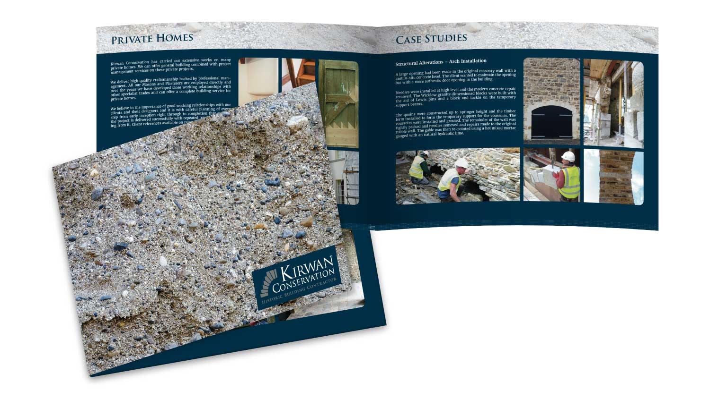 Construction Brochure Design