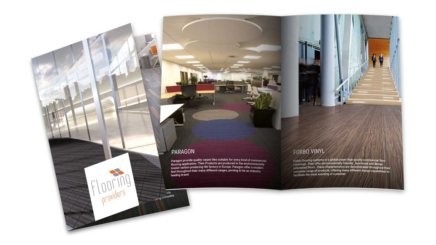 Commercial Brochure Design