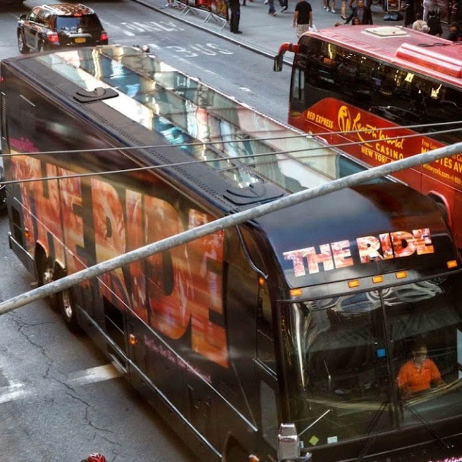 THE RIDE (NYC)