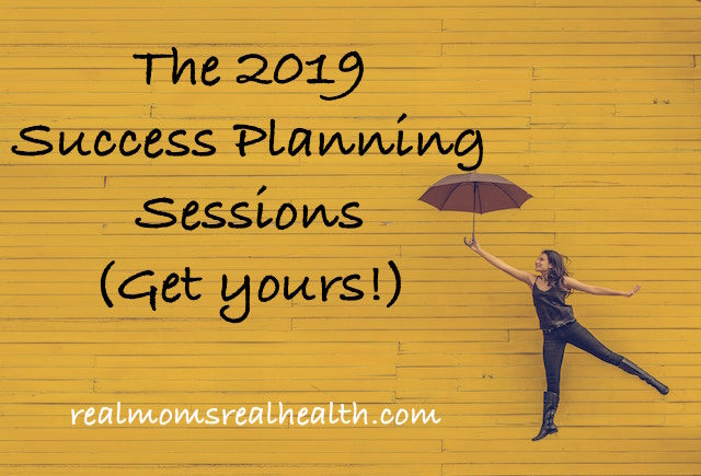 Don't miss out! - Your success in the new year starts with an awesome plan now.