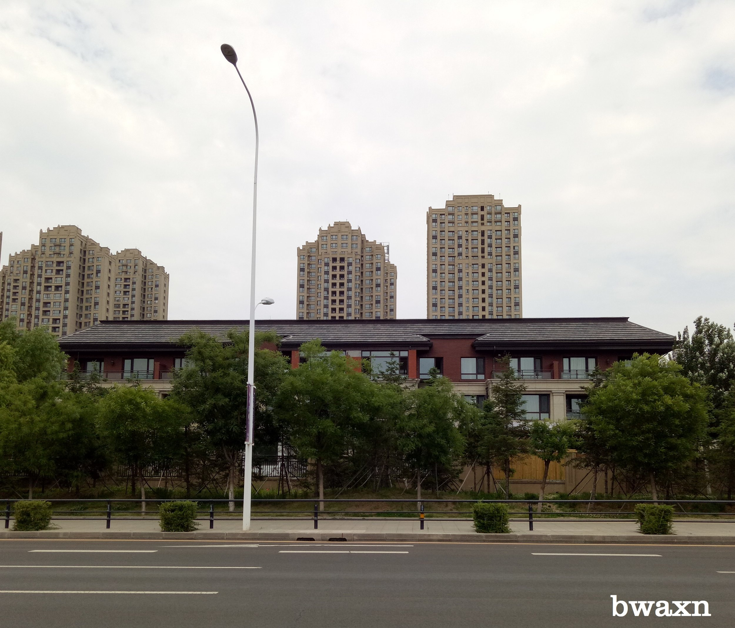 New Residential Communities