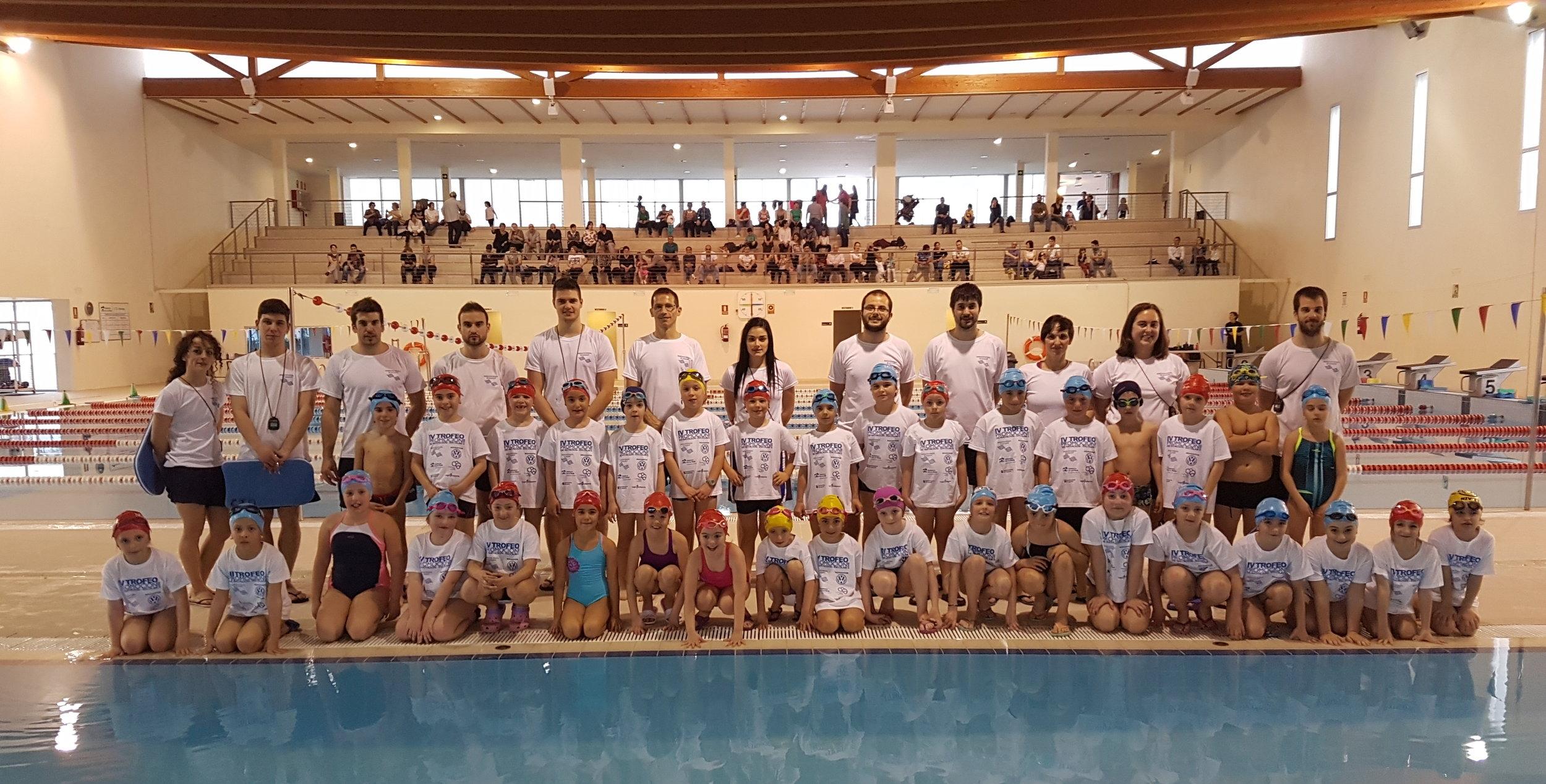 Participantes en la II Jornada del Trofeo Promoción