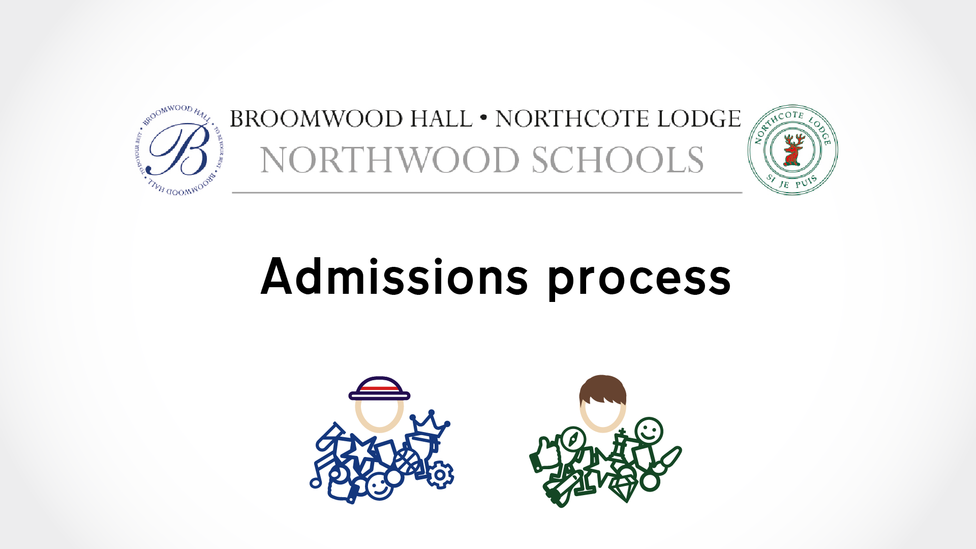 Northwood Schools Admissions