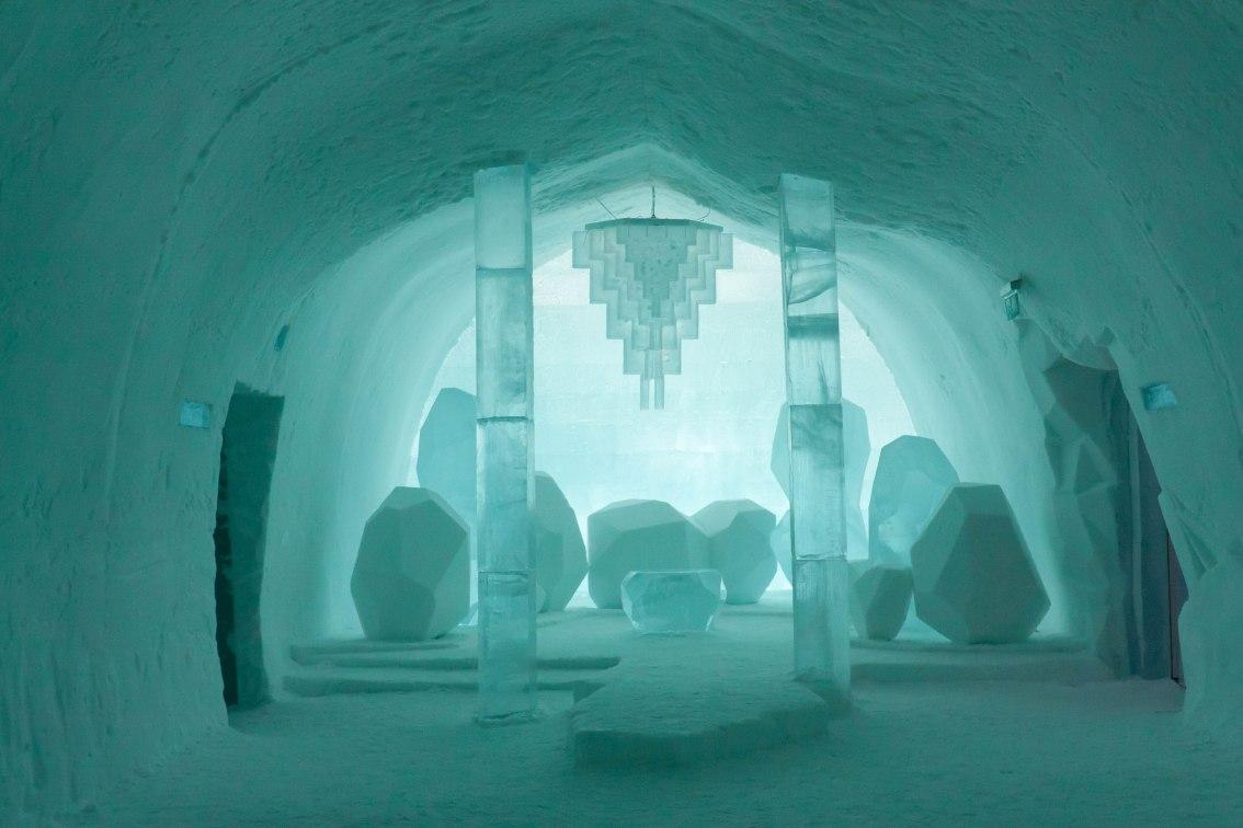 Icehotel, Lapland, Sweden