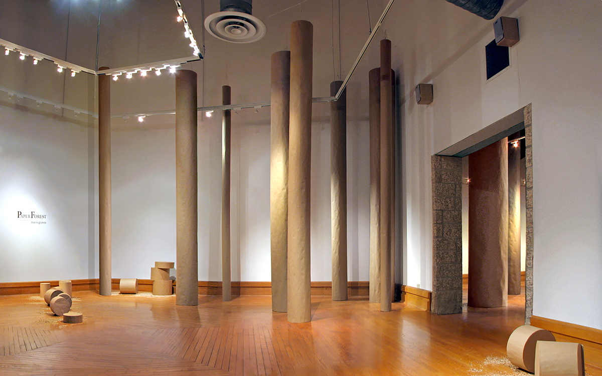 Paper Forest, (c) Travis Graves