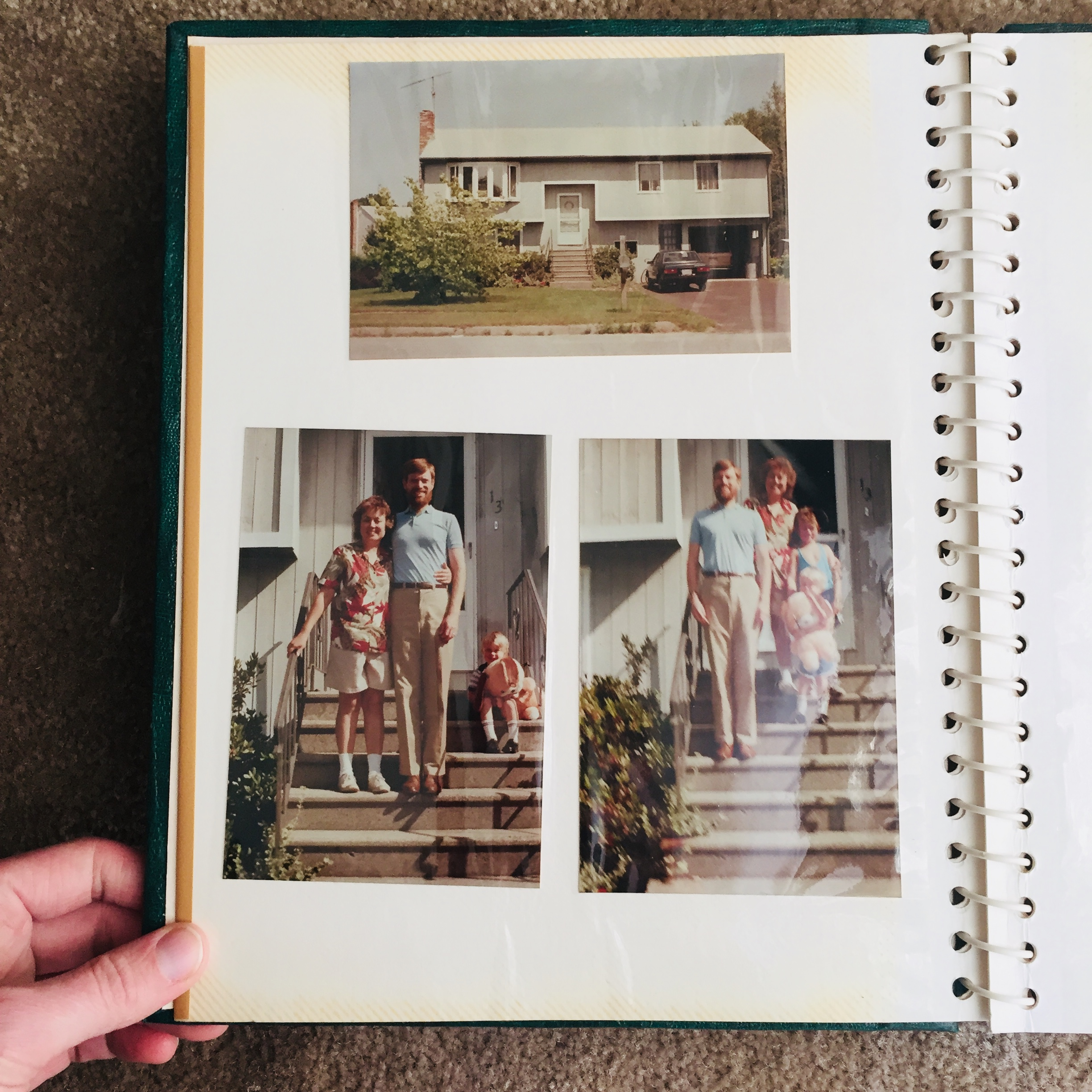 You've got to start somewhere -- in my case, I started with blurry photographs and a manual camera in the 80s. I photographed my family, mostly, and I haven't stopped!