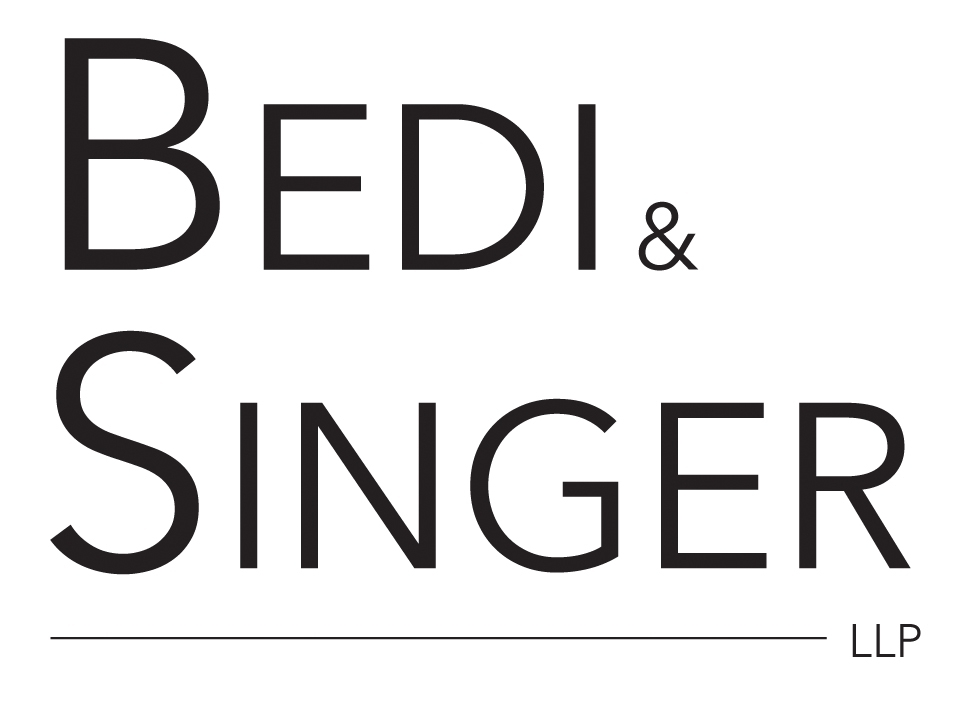 Bedi and singer logo
