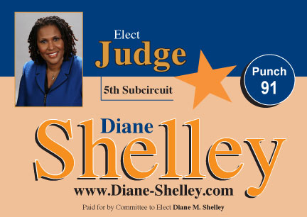 PICTURE OF JUDGE DIANE SHELLEY
