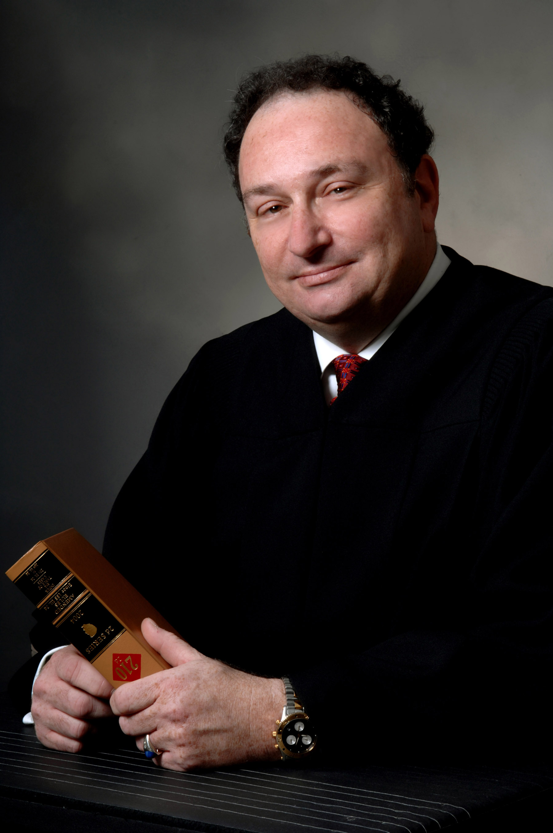 picture of judge hyman