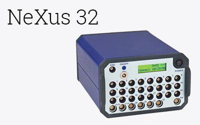 Nexus-32 biofeedback