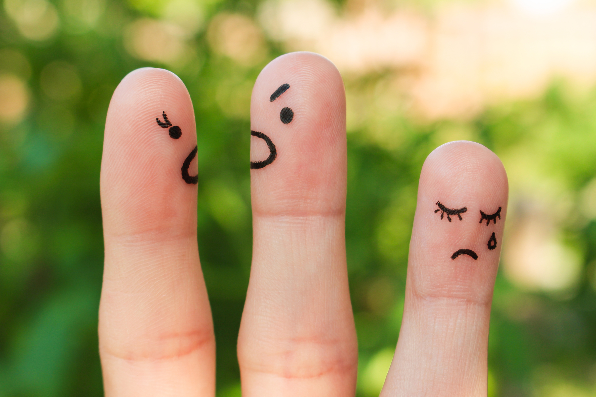 Emotions at our finger tips