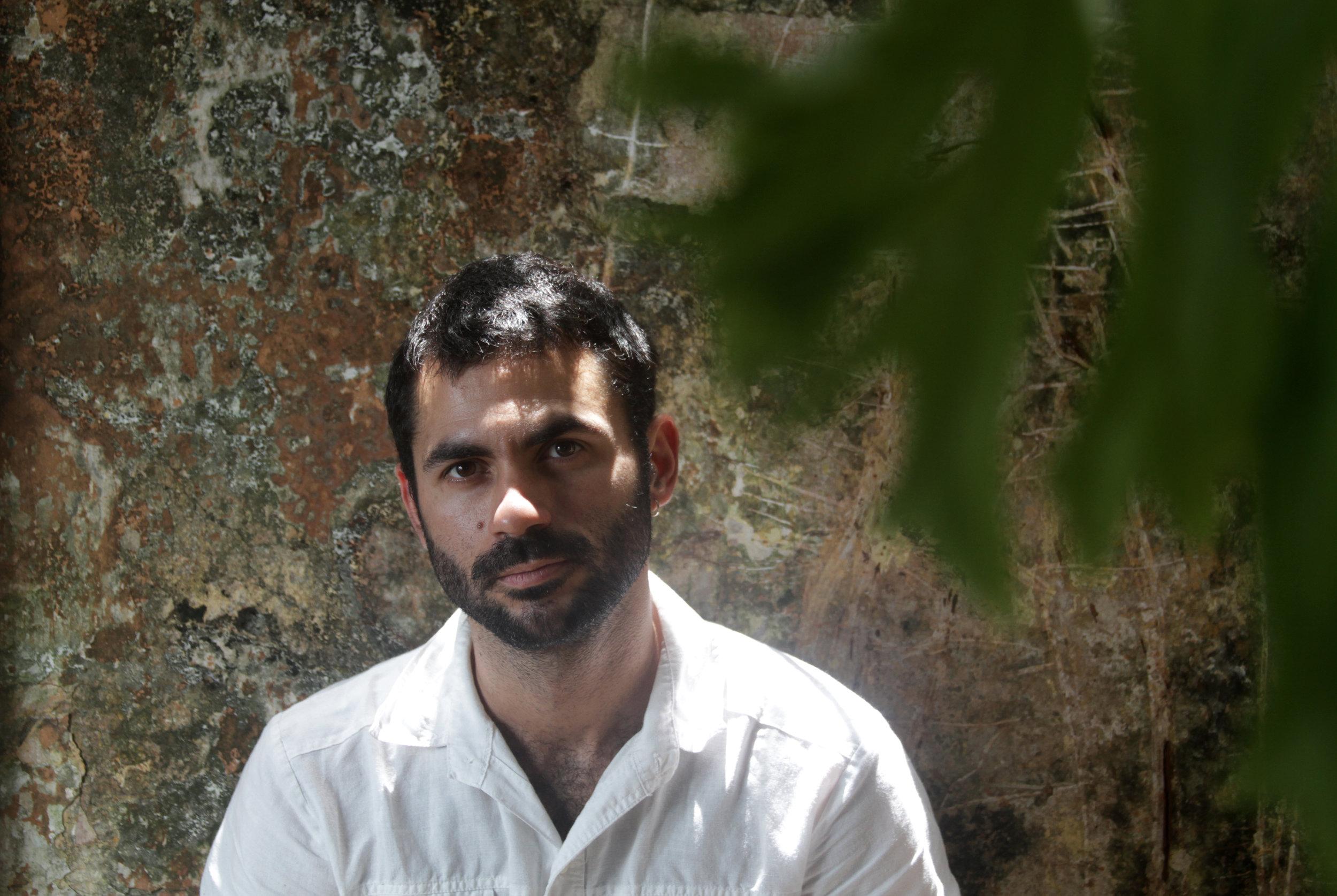 Regissør Gabriel Mascaro.