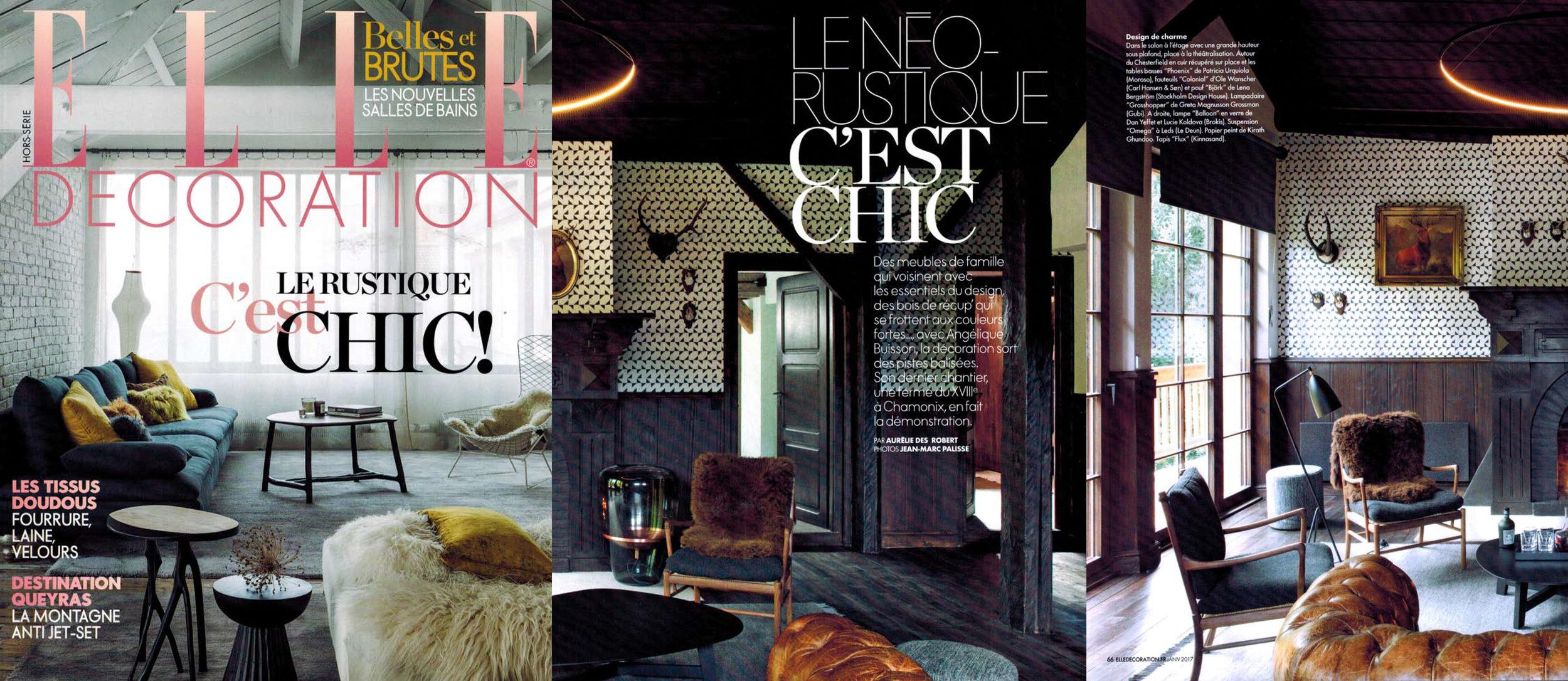 Elle Decoration | France