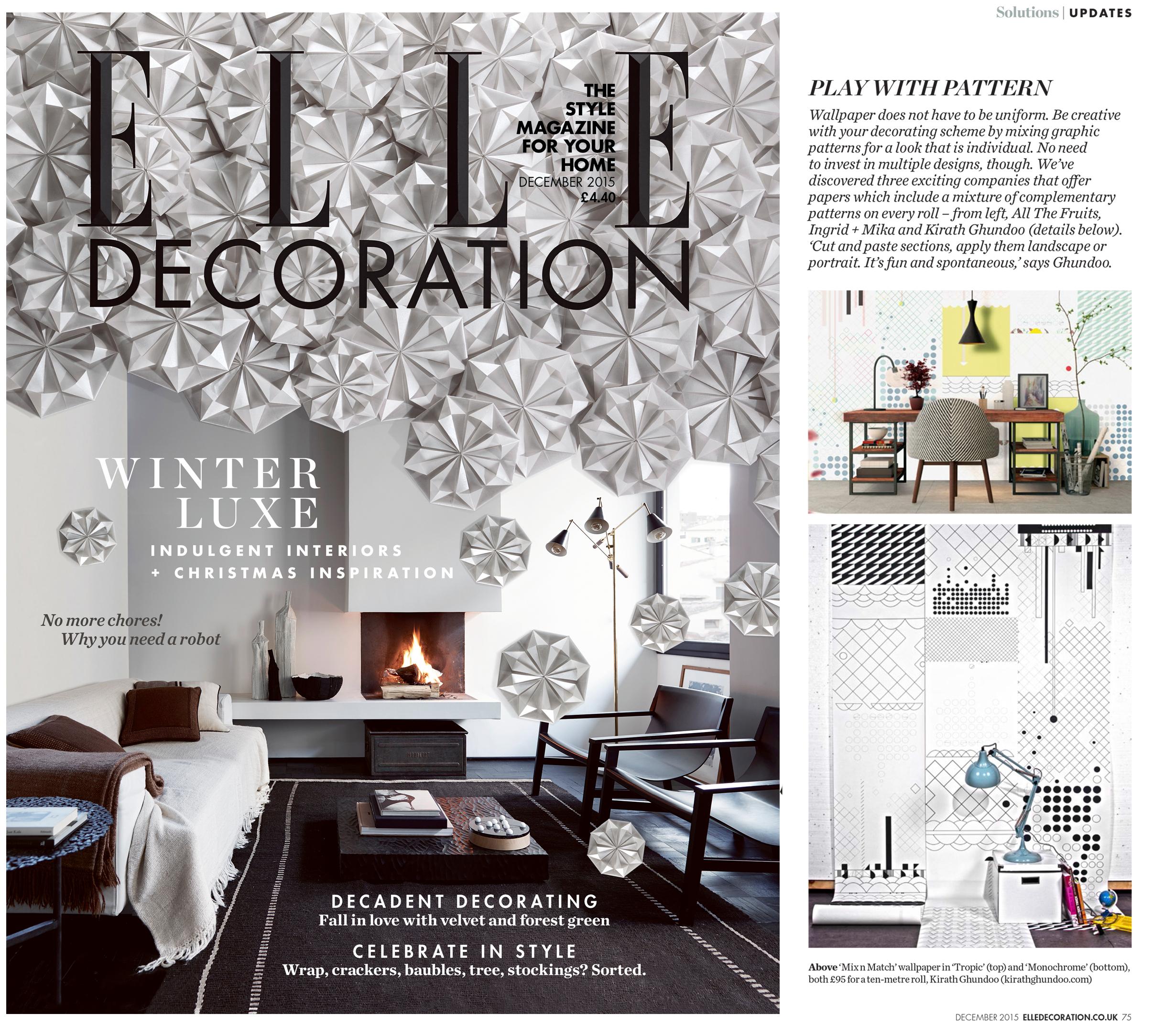 Elle Decoration | UK