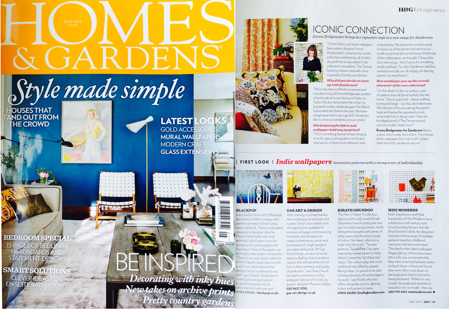 Homes and Garden | London