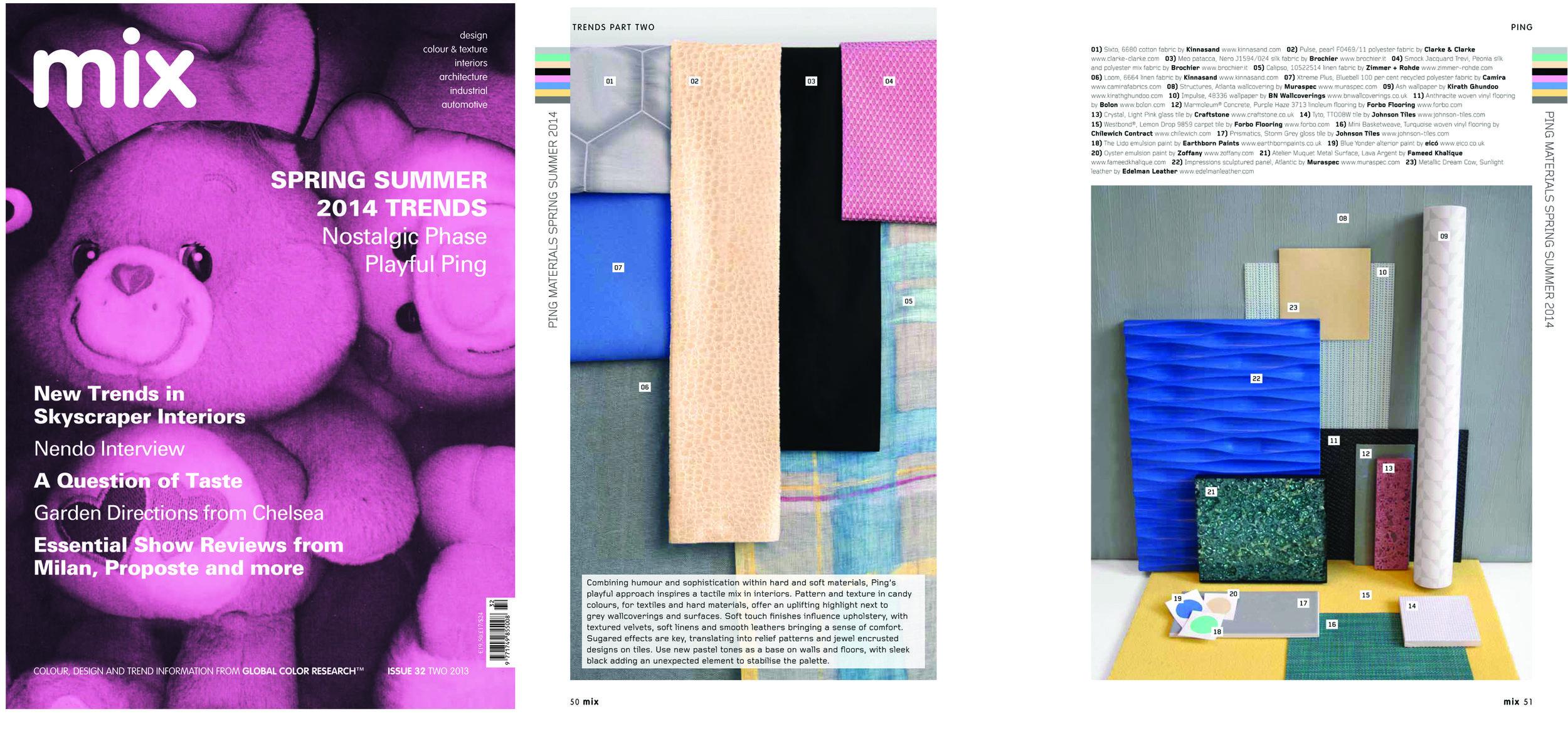 Mix Magazine | London