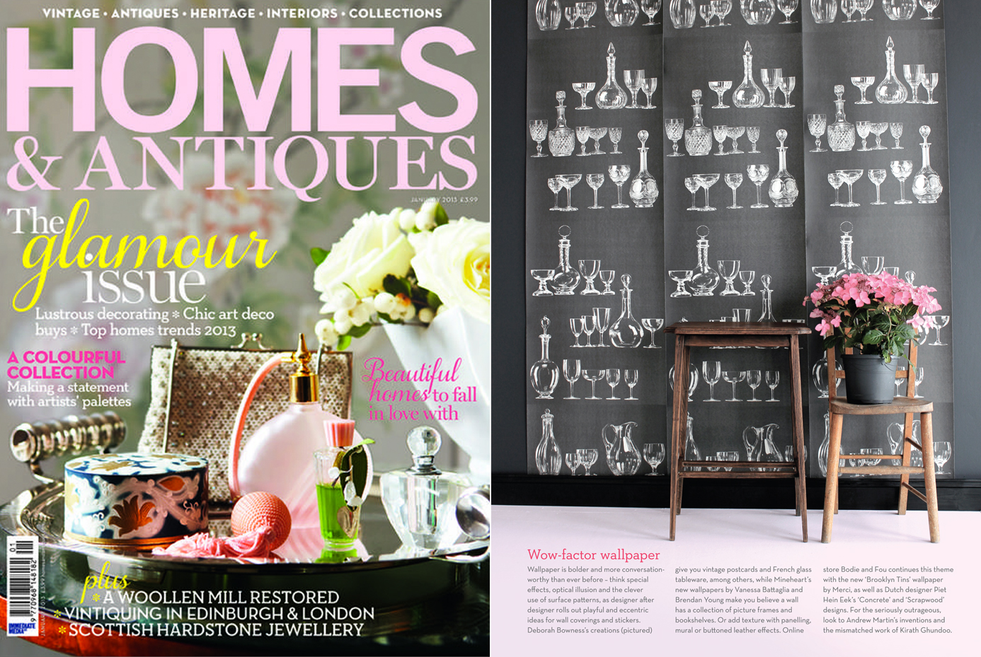 Homes and Antique | UK