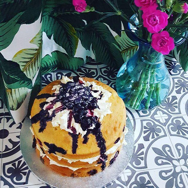 Birthday cake. #dairyfree
