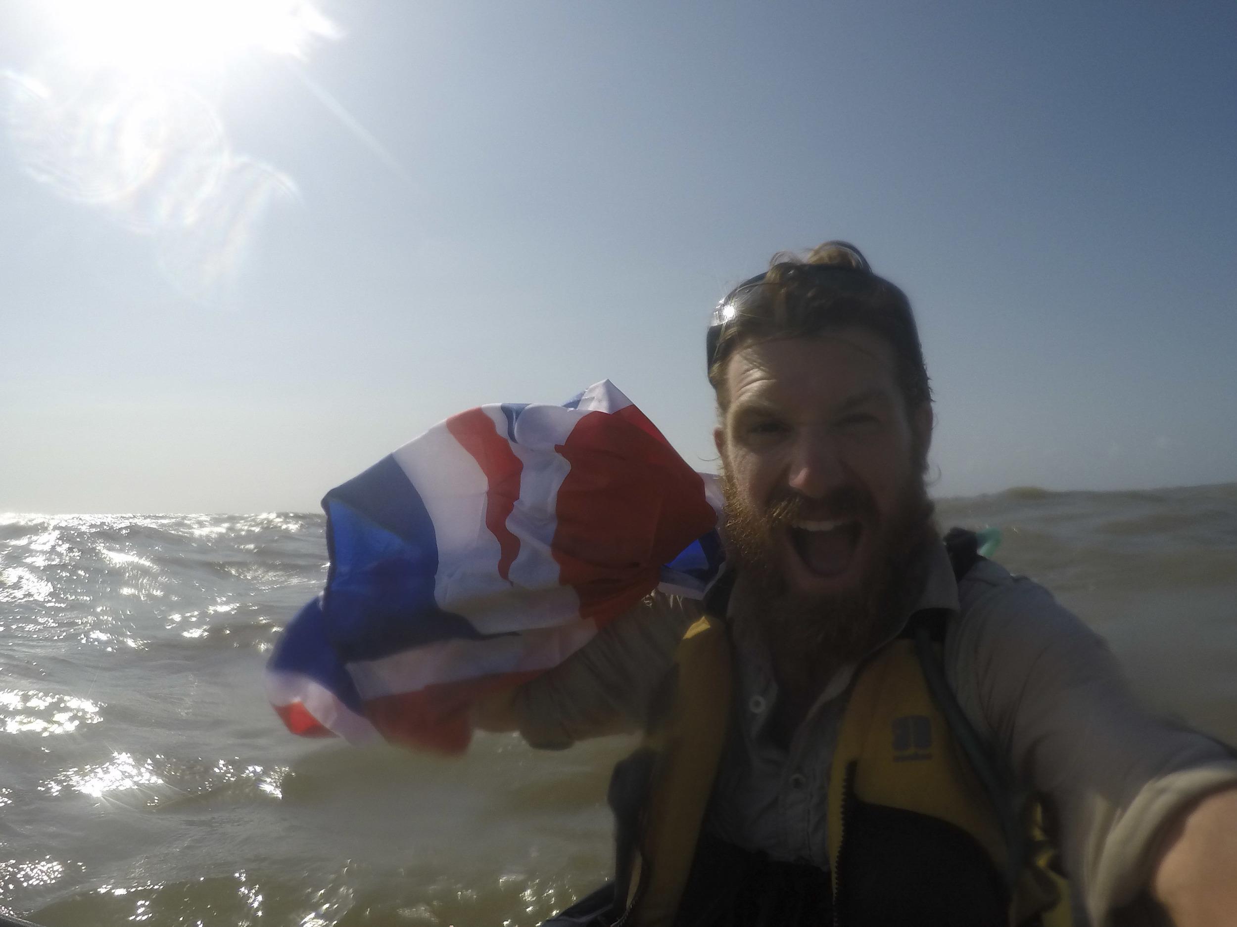 Excitement in the Atlantic Ocean!