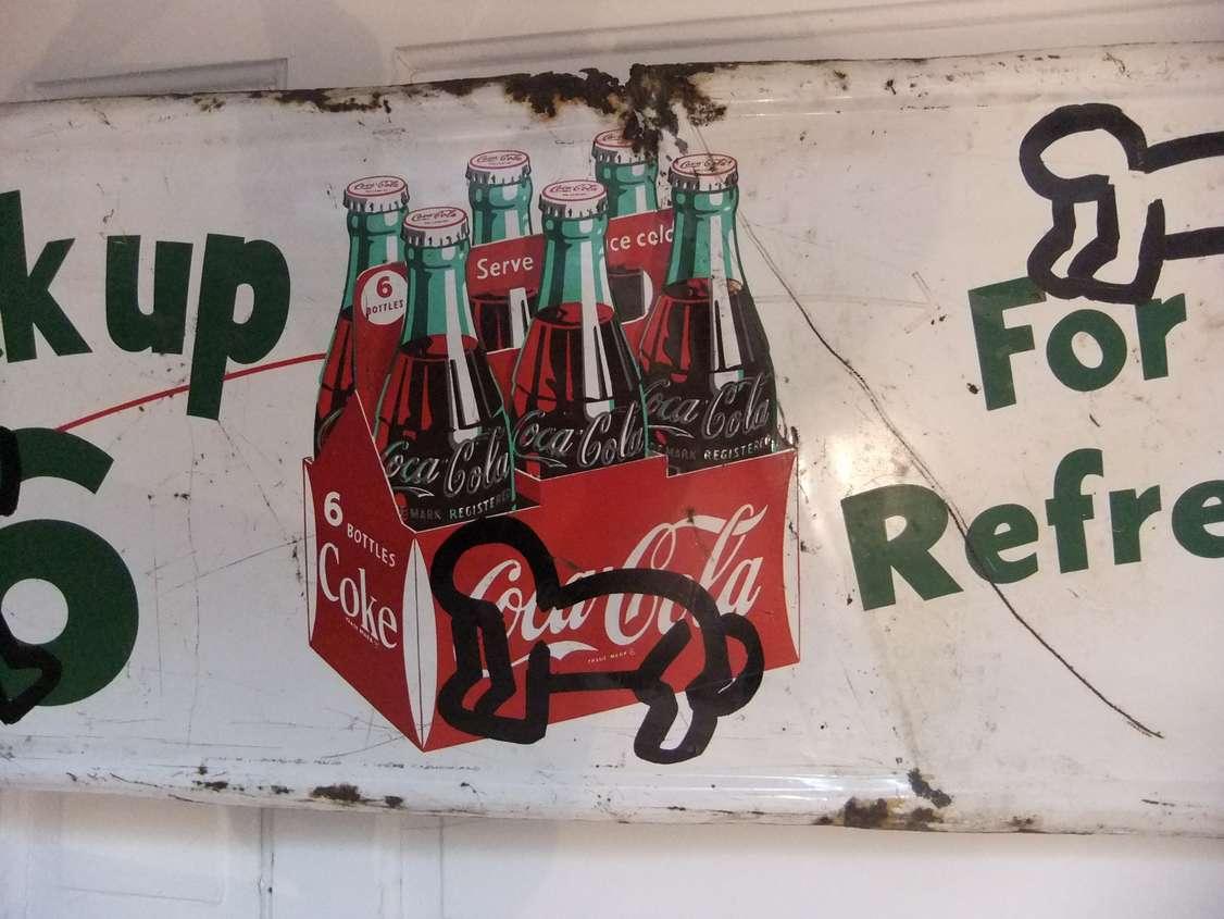 keith-harring-tole-emaillee-coca-cola-pubilicite-metal-art-graffiti-tag-restaurarte-restauration.jpg