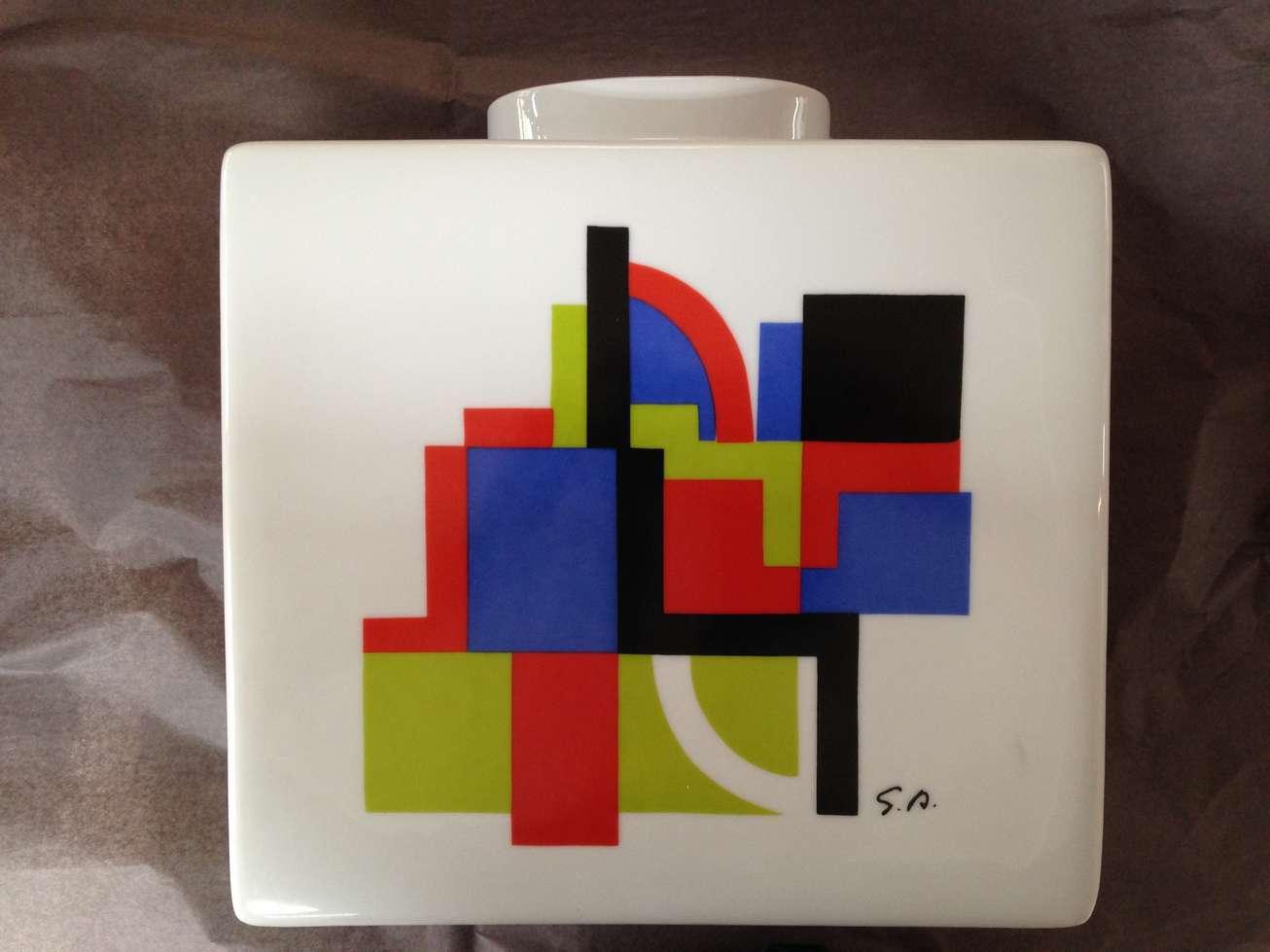 Porcelaine Saunia Delaunay
