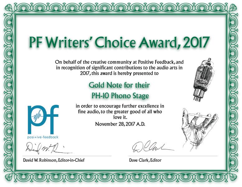 PF award
