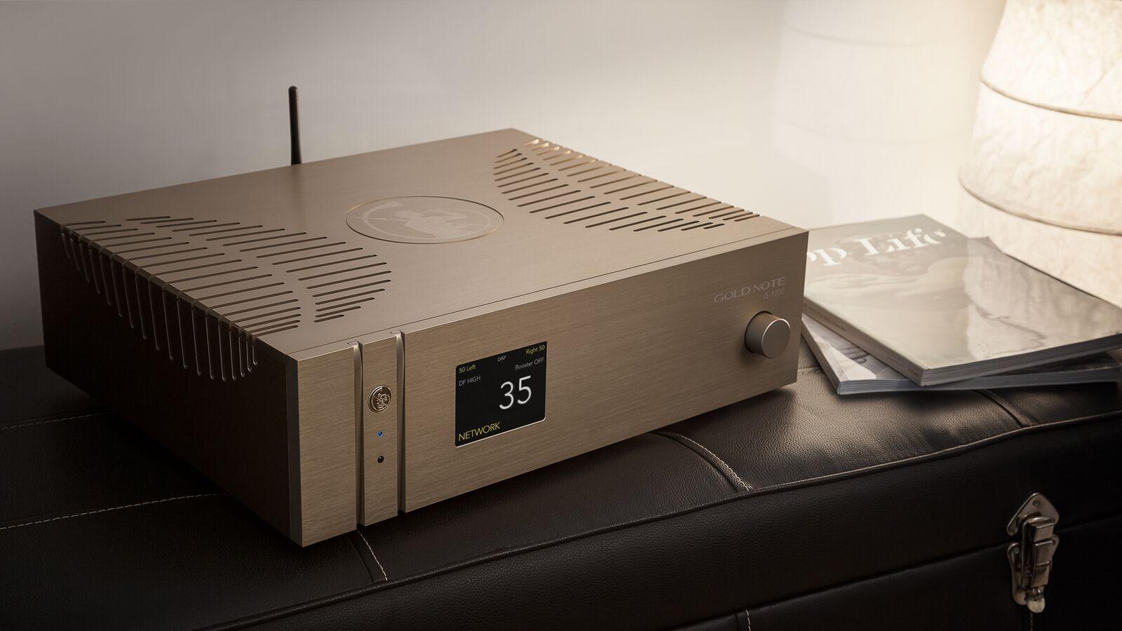 IS-1000 - .... THE SUPER INTEGRATED AMP .. IL SUPER INTEGRATO ....