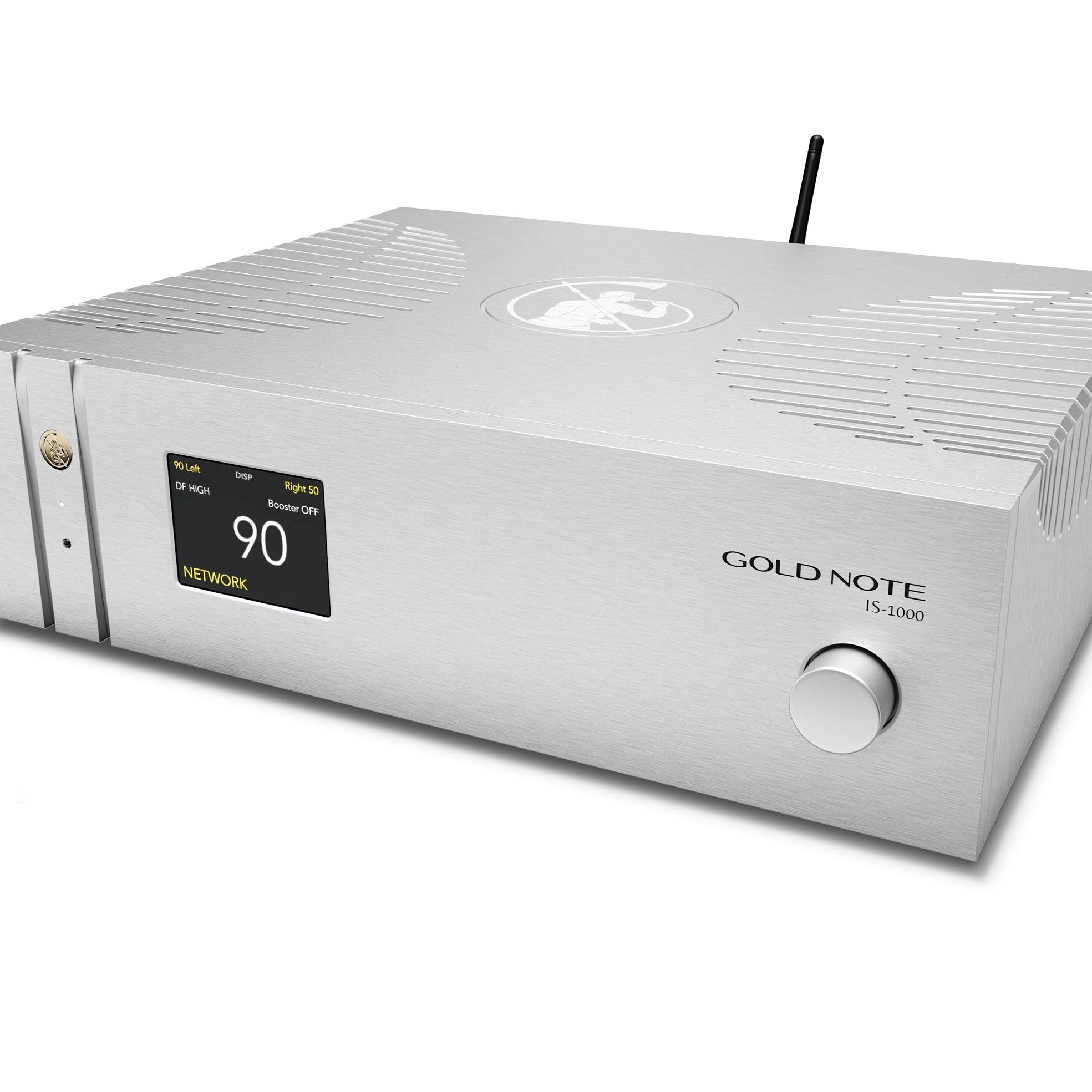 IS-1000 firmware UPDATE -