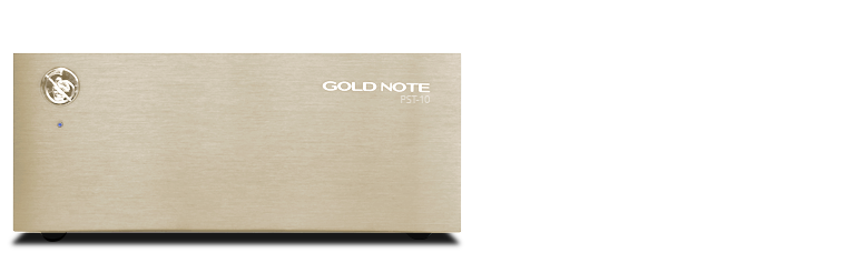 PST-10 - dedicated to all Gold Note turntables..dedicata a tutti i giradischi Gold Note