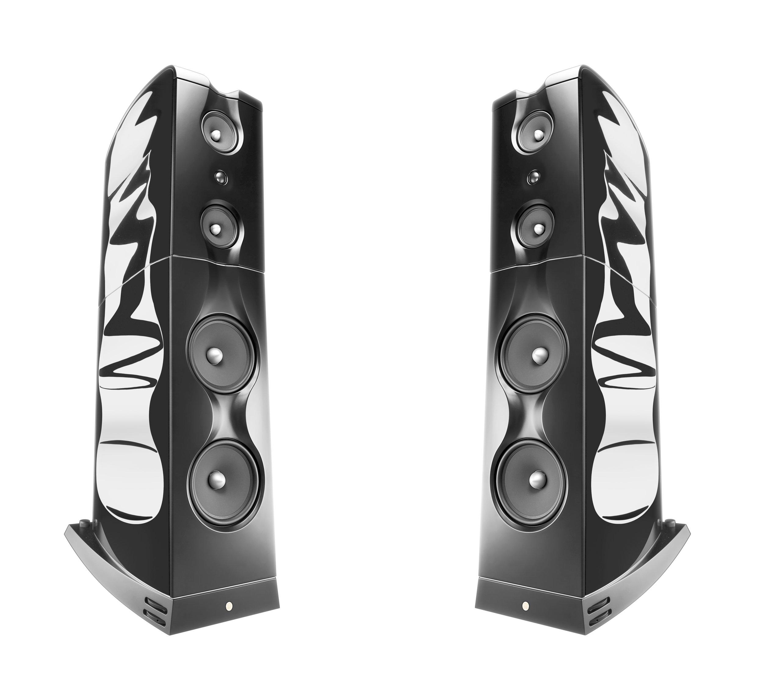 XS-85 - Floor-standing loudspeakers..Diffusore da pavimento