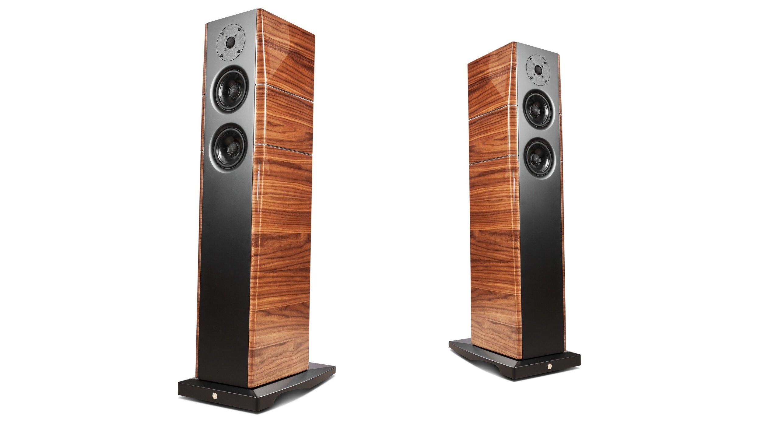 A6 EVO - Floor-standing loudspeakers..Diffusore da pavimento