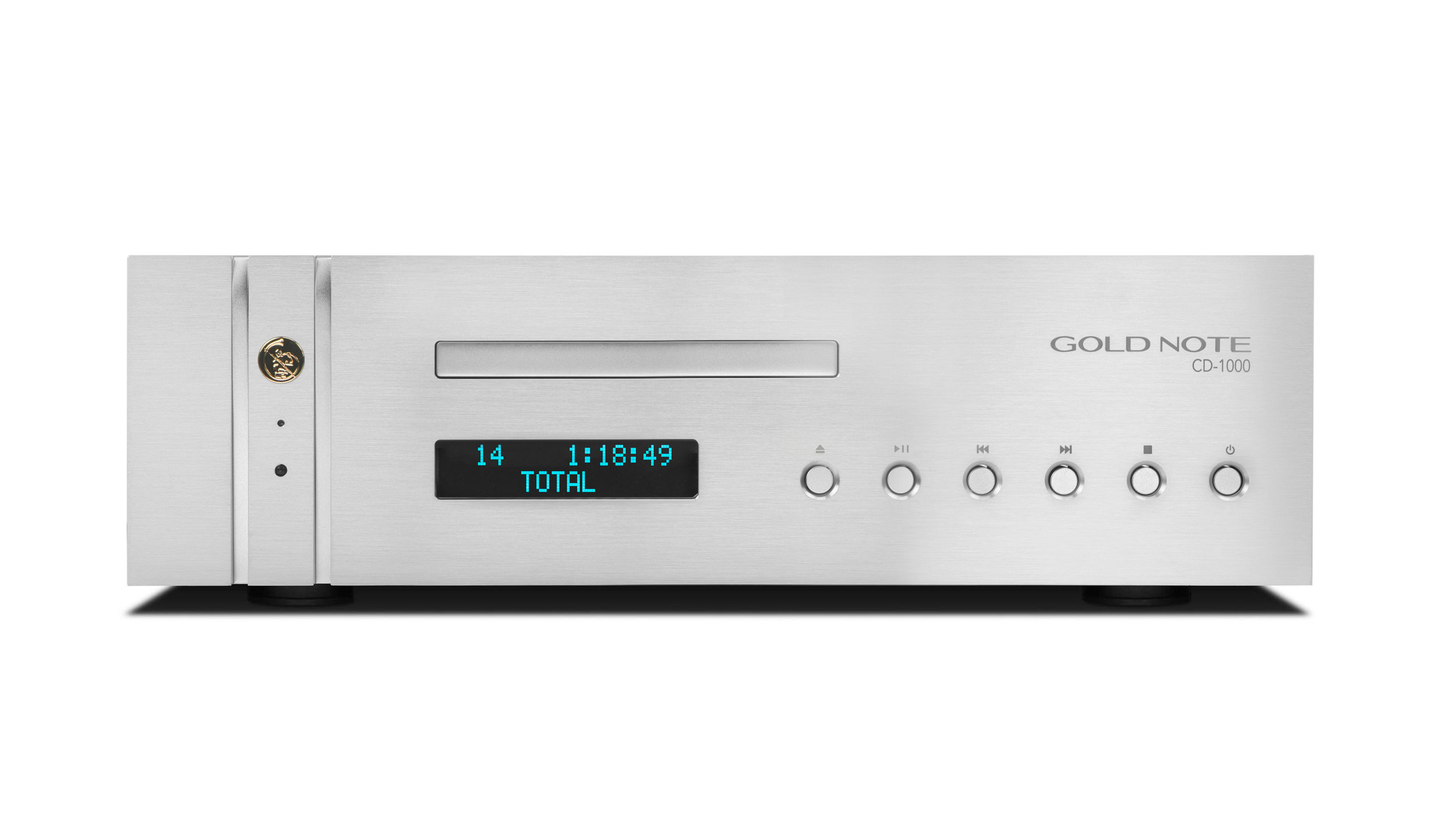 CD-1000 MKII - CD-Player..LETTORE CD