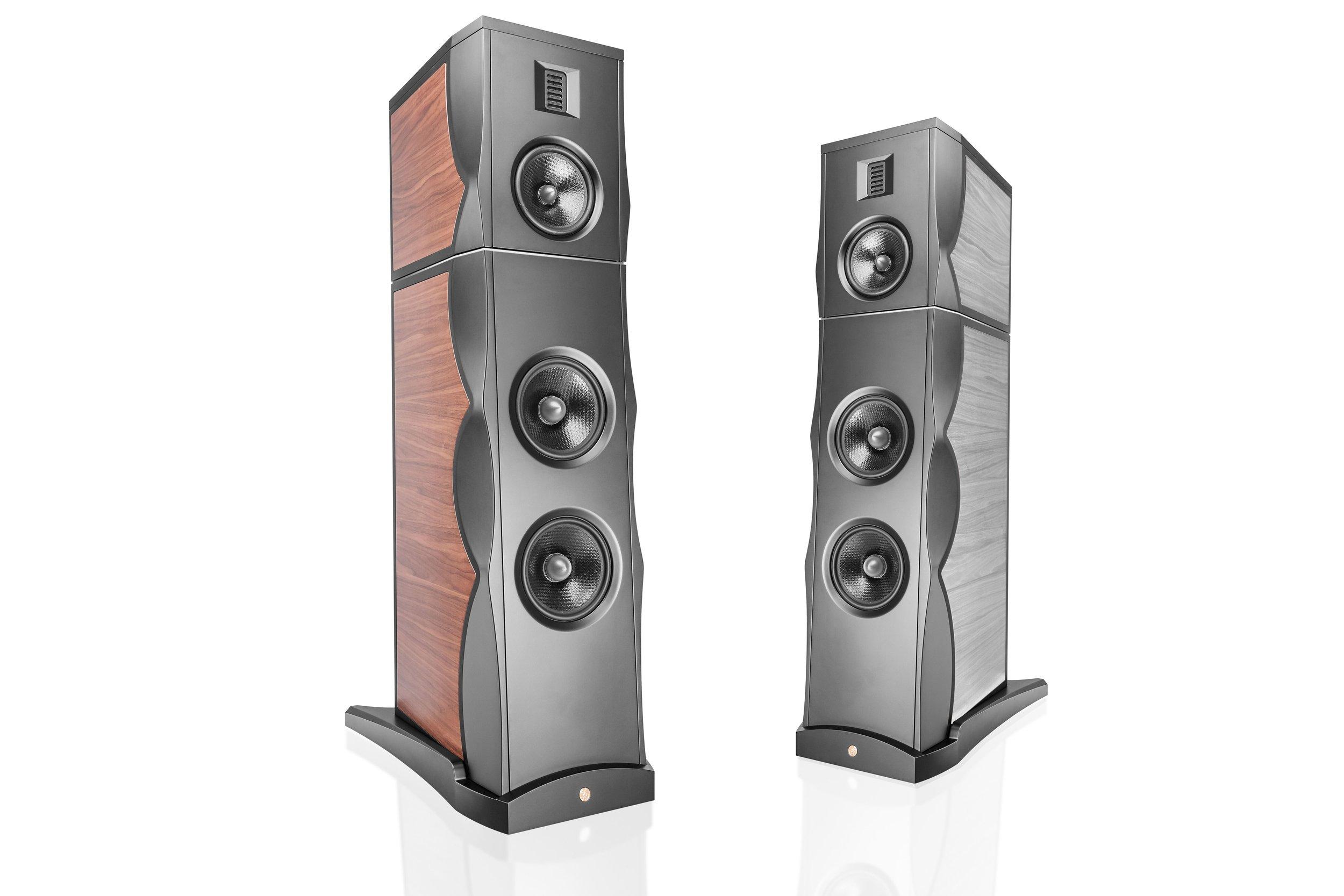 XT-7 - Floor-standing loudspeakers..Diffusore da pavimento