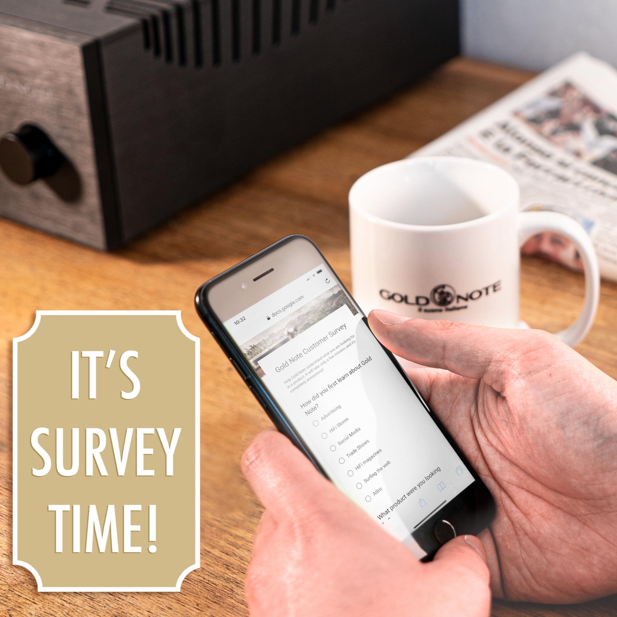 ....Participate in our online survey..Partecipi al nostro questionnaire.... - ....Tell us what you think about our products. It's completely anonymous and takes only a few minutes! THANK YOU!..Raccontaci cosa ne pensi dei nostri prodotti. E completamente anonimo e ci vuole solo un attimo. Grazie!....To the survey..Vai al sondaggio https://forms.gle/cqfQZLHuK9R3DHxaA....