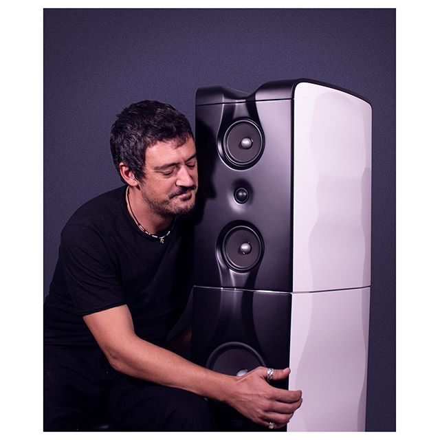 "3 Questions for the Gold Note Team #14 Stefano 1) What was your first CD or vinyl? ""The Dark Side of the Moon"" by Pink Floyd (CD/1984)…I was 8 years old."" 2) What is your favorite Gold Note product and why? ""Designing the XS-85 loudspeakers has been the greatest challenge so far but I think this is the most beautiful thing I've ever designed."" 3) What inspires you about your work at Gold Note? ""I like the continuous challenge that Maurizio and the team offer me: it's a collective work but it makes me feel like an author."" #mygoldnote ⠀⠀ #goldnote#goldnoteitaly#madeinitaly#craftsmanship#italianstyle#hifi#electronics#designpassion#audiophile#elegance#luxury#florence#instahifi"