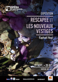 New exhibition at   Opéra de Rouen
