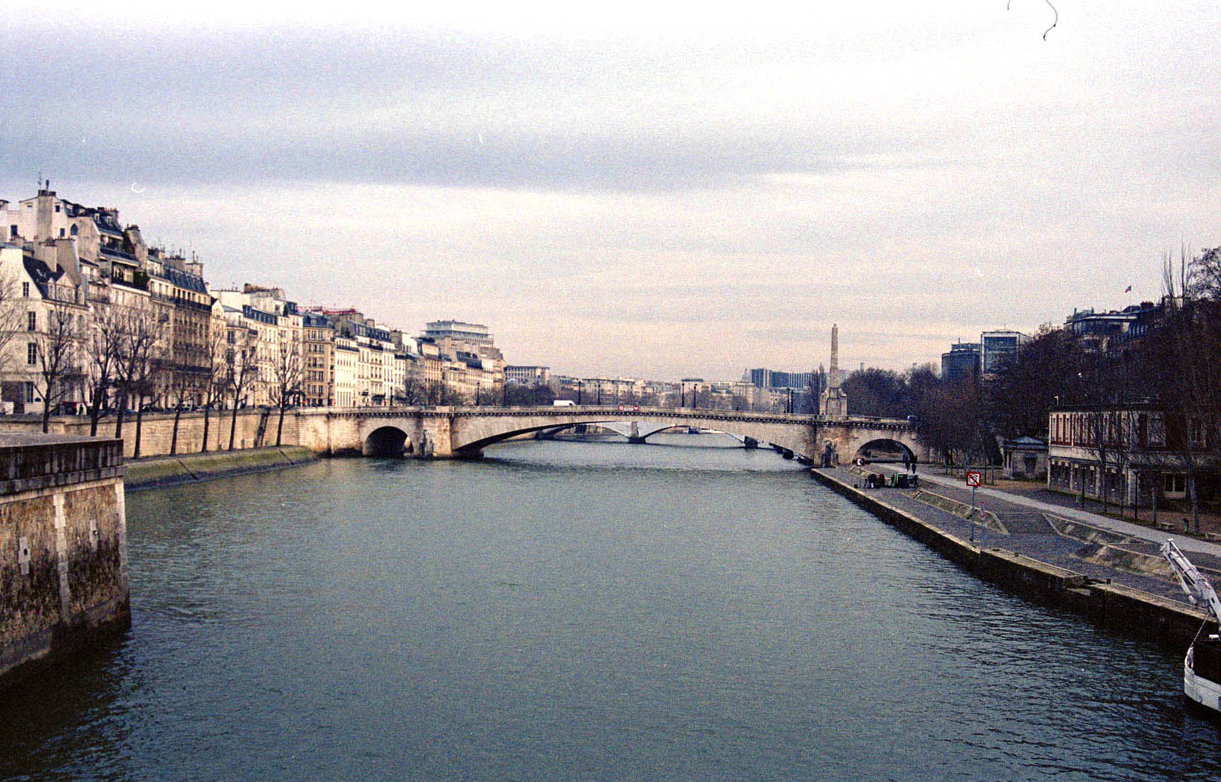 River Seine, 2011