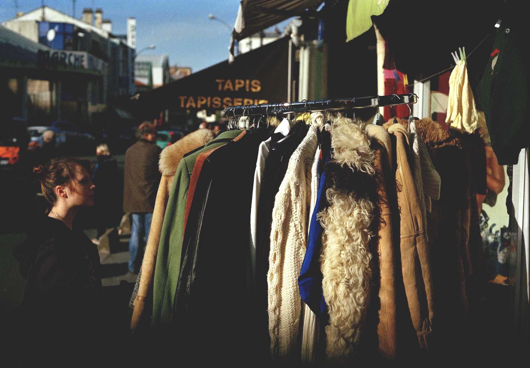 Flea markets, 2011