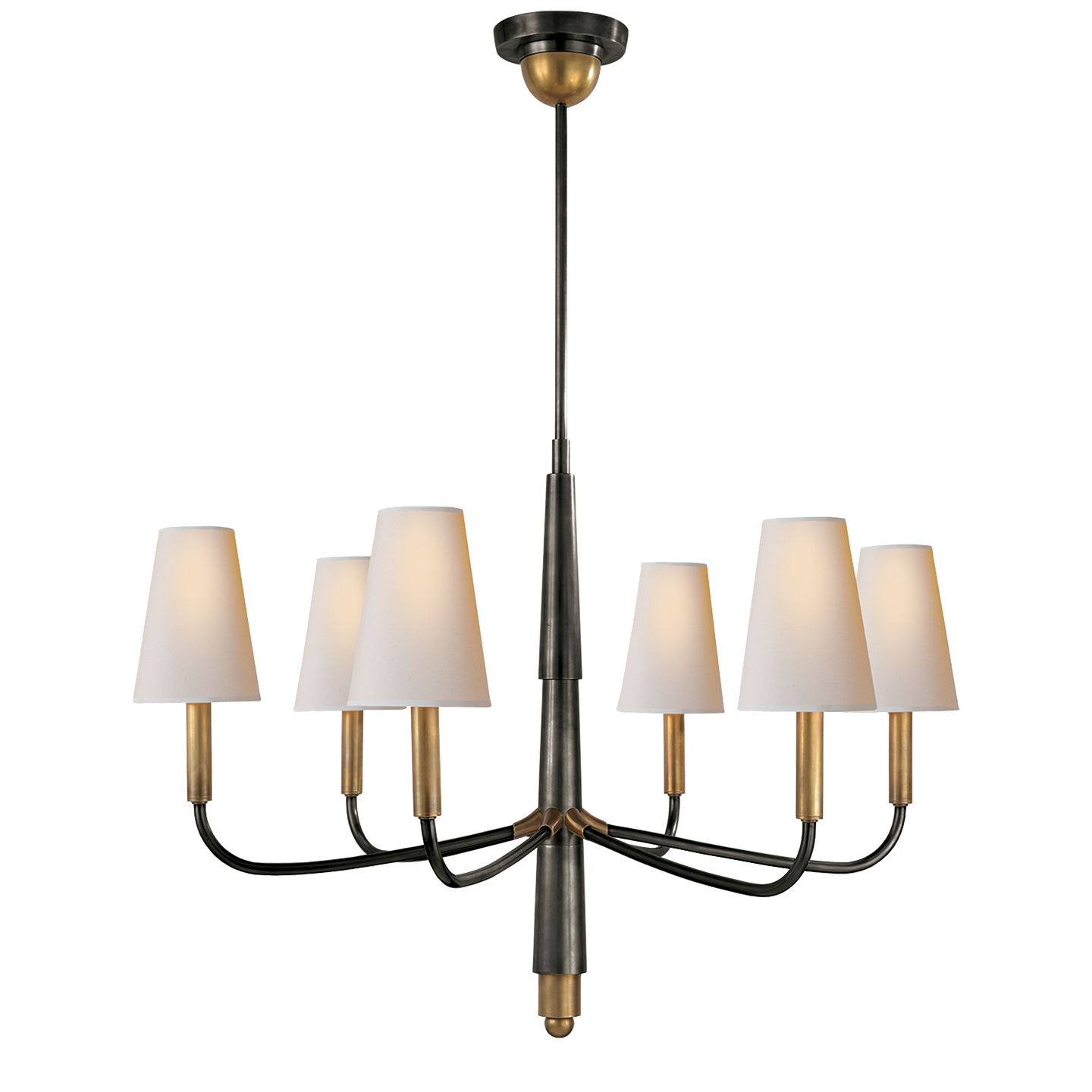 Visual Comfort offers something for every taste and has exceptional quality and timeless style. It's my go-to lighting brand!