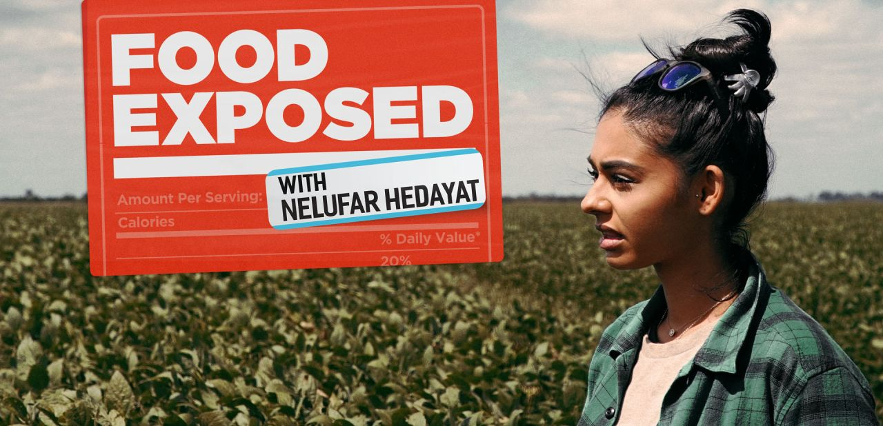 Food Exposed w/Nelufar Hedayat - Fusion tv