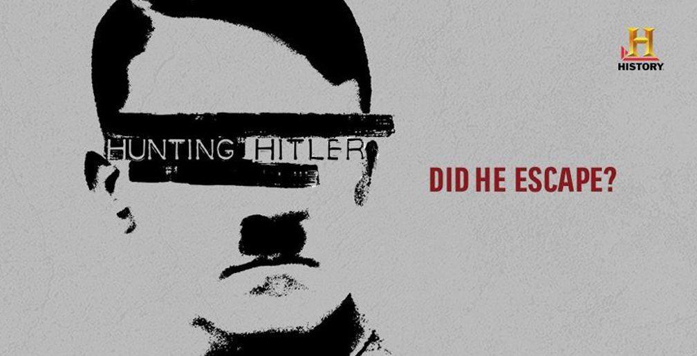 Hunting Hitler S1 (2015) - History & Karga7