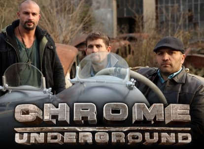Chrome Underground - Discovery Channel