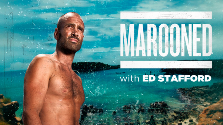 Marooned w/Ed Stafford - Discovery Channel