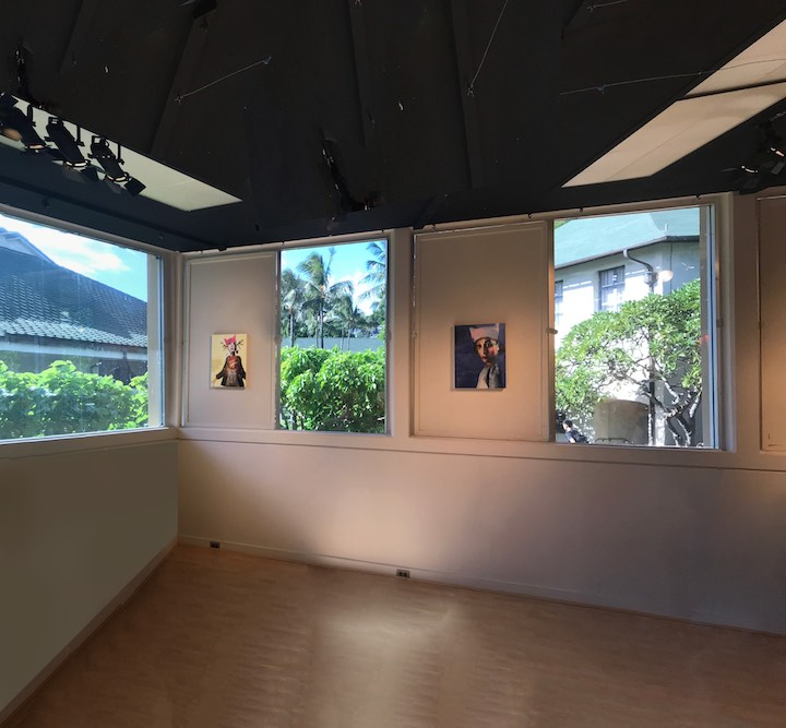 Kirsch Gallery-Installation View, Short Wall I (2017)